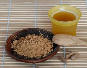 guarana-pulver
