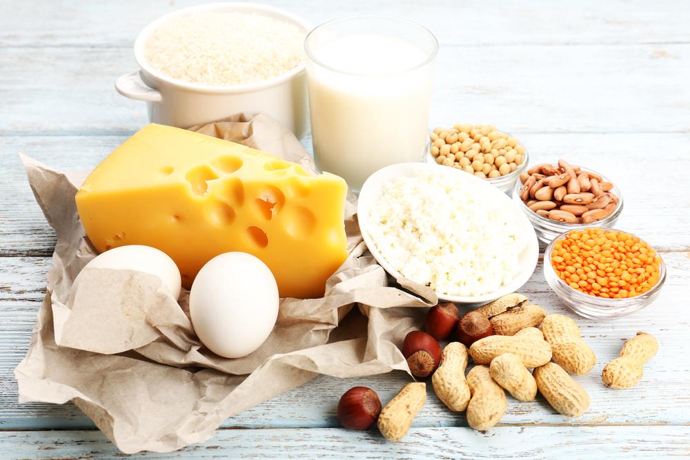 abnehmen durch proteine