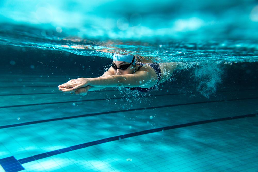 Kalorienverbrauch Schwimmen