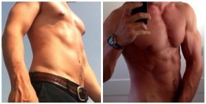 roger 300x152 Roger   über 6 Kilo Muskeln in 4 Monaten