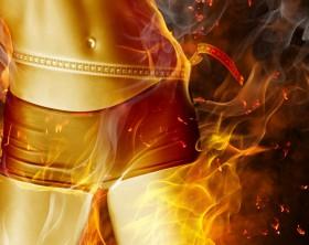 Fett verbrennen